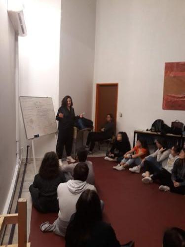 Narrative Body with Katerina Kyvetou (convenor)